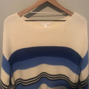 NWOT! Charter Club sweater size large